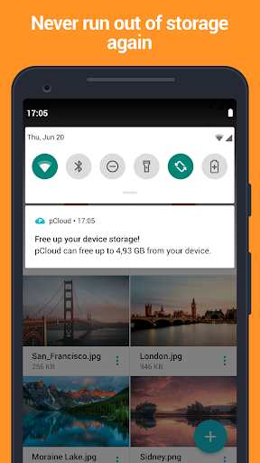 pCloud: Free Cloud Storage 3.2.0 Screenshots 3