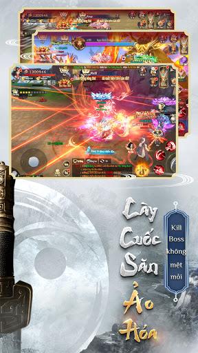 Kiu1ebfm u0110u1ea1o Giang Hu1ed3 VTC - Vu00f5 Lu00e2m Hu1ed9i Tu1ee5  screenshots 2