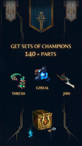 moba collection screenshot 2