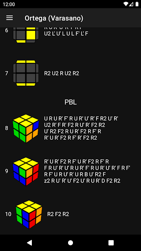 Cube Guide - how to solve Rubik's Cube apktram screenshots 6