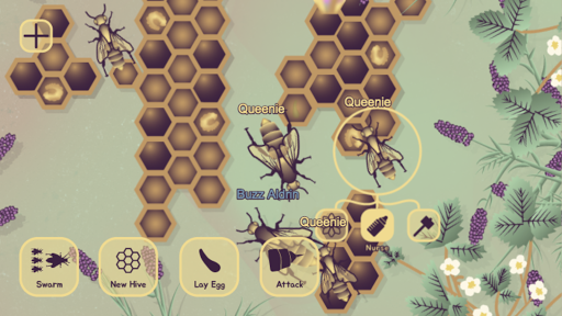 Monarchies of Wax and Honey  screenshots 1