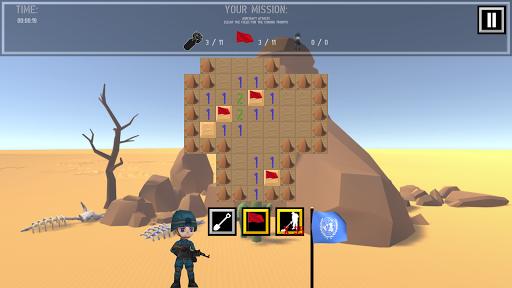 Trooper Sam - A Minesweeper Adventure apkpoly screenshots 11