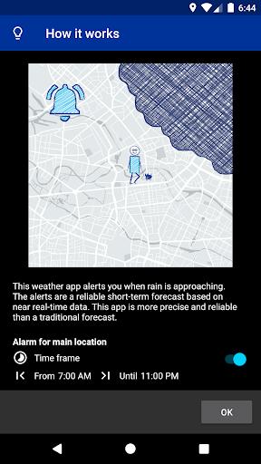Rain Alarm screenshots 6