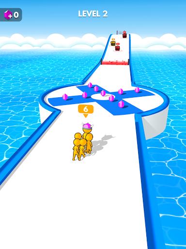 Crowd Battle 3D  screenshots 9