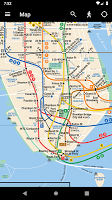 New York Subway – Official MTA map of NYC