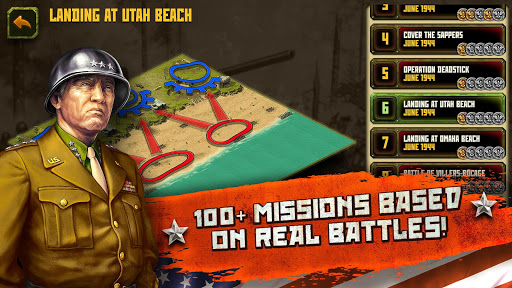 Second World War: Western Front Strategy game 2.96 Screenshots 4