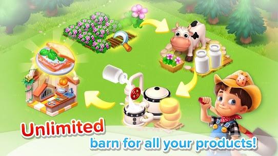 Baixar Family Farm Seaside MOD APK 6.7.100 – {Versão atualizada} 5
