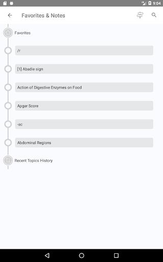Taber's Cyclopedic (Medical) Dictionary 23rd Ed.  Screenshots 21