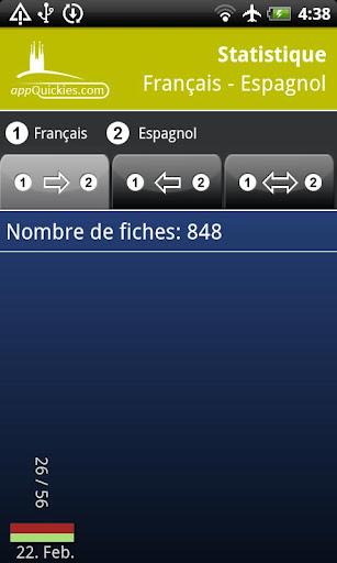 ESPAGNOL Vocabulaire de base For PC Windows (7, 8, 10, 10X) & Mac Computer Image Number- 7