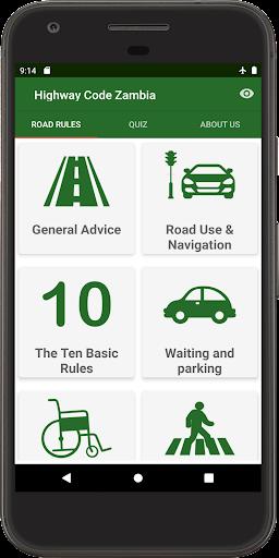The Highway Code Zambia 4.1.b Screenshots 1
