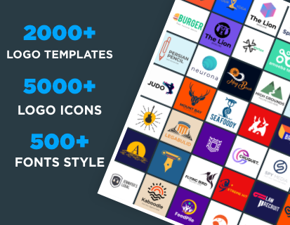 Logo Maker - Free Graphic Design & Logo Templates  poster 0