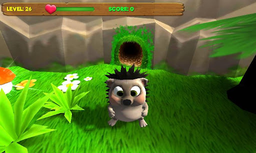 Hedgehog goes home screenshots 2
