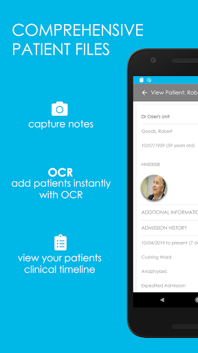 Patient List EMR/EHR ClinEasy 2.2.13 Screenshots 1