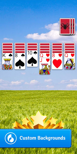 Spider Go: Solitaire Card Game 1.3.2.500 screenshots 2
