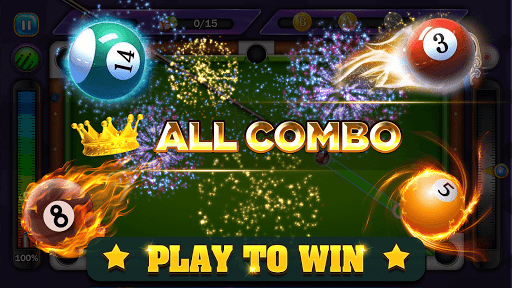 Billiards 8 Ball: Pool Games - Free Billar  screenshots 2