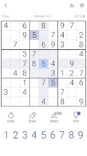 Sudoku - Free Sudoku Puzzle, Brain & Number Games 1.21.2 Screenshots 7