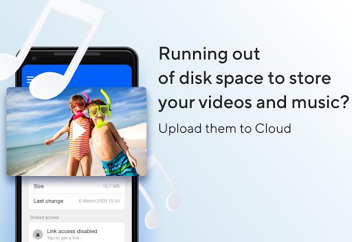 Cloud: Free Photo Storage. Video & Photo Backup 3.16.1.12136 APK screenshots 5