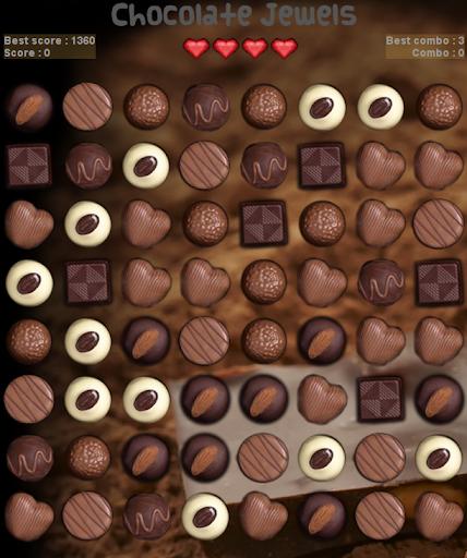 Chocolate Jewels screenshots 14