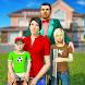 バーチャル 家族 シミュレータ– リアル 生活 ゲーム