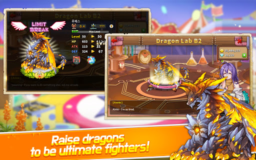 Dragon Village 2 - Dragon Collection RPG 4.9.4 screenshots 8