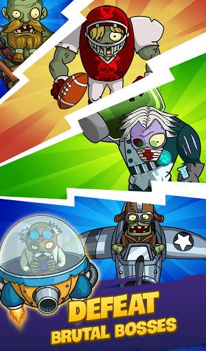Zombie War: Idle Defense Game 52 screenshots 1