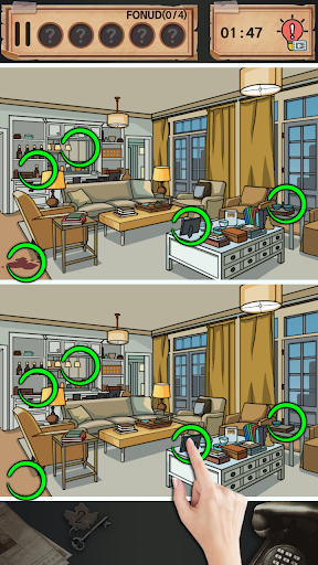 Find The Differences : Police Detective Story APK MOD (Astuce) screenshots 2