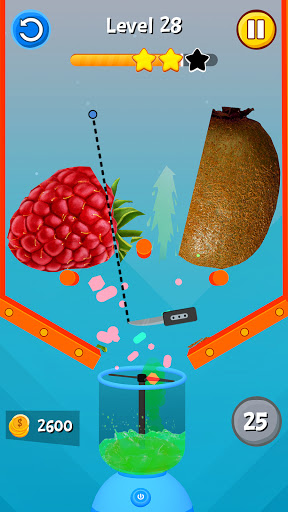 Good Fruit Slice Ninja: Cut the Fruit & Slice It screenshots 1