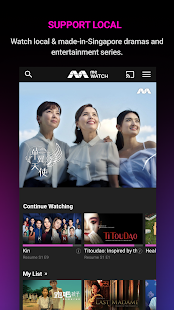 meWATCH: Watch Video, Movies and TV Programmes