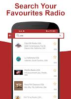 FM Radio: Live Radio, AM / FM, Online Radio App