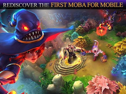 Download Heroes of Order & Chaos strategy game-role-oriented order and chaos Android! 1
