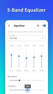 Music Player & MP3 Player - Nomad Music 1.9.0 screenshots 4