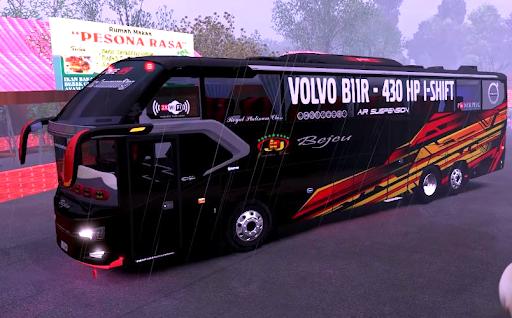Bus Simulator Double Decker Indonesia : Livery Bus  screenshots 1