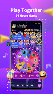 StarChat-Group Voice Chat Room 4
