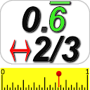 Decimal & Fraction Calculator