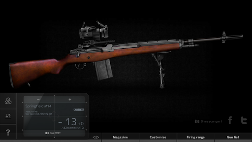 Magnum 3.0 Gun Custom Simulator screenshots 15