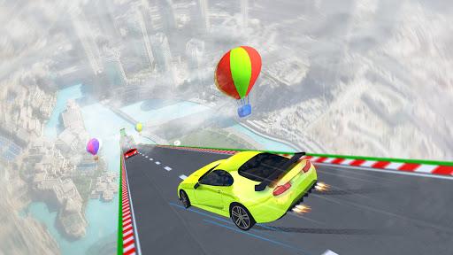 Mega Ramp Car Stunt Game 3d - New Car Games 2021 screenshots 5