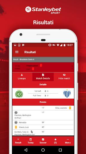 Stanleybet Sport 0.9.5 Screenshots 3