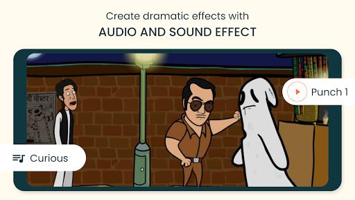 TweenCraft: Cartoon video maker animation app android2mod screenshots 6