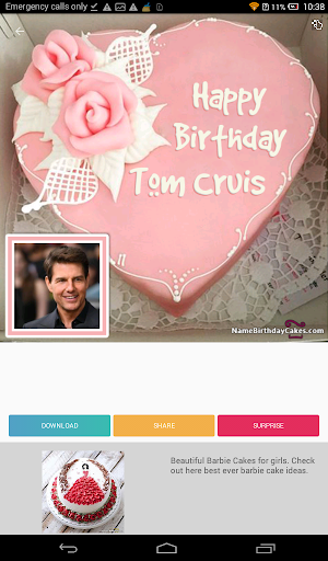 Birthday Cake With Name And Photo ud83cudf82 1.2 Screenshots 9