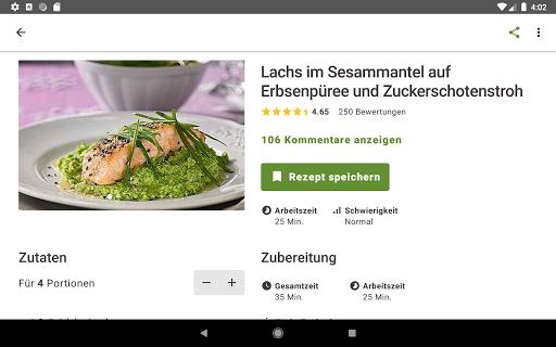 Chefkoch - Rezepte & Kochen apktram screenshots 11