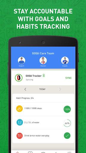 GOQii - Preventive Healthcare. 1.4.26 Paidproapk.com 1