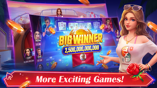 Poker Journey-Texas Hold'em Free Game Online Card  screenshots 5