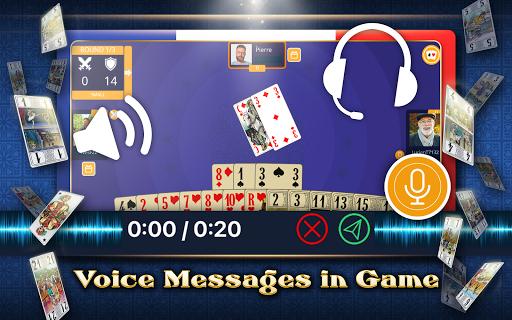 VIP Tarot - Free French Tarot Online Card Game 3.7.4.26 screenshots 16