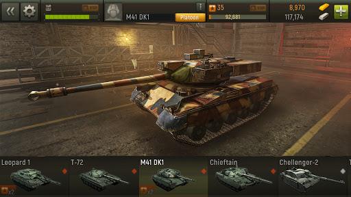 Grand Tanks: Free Second World War of Tank Games screenshots 19