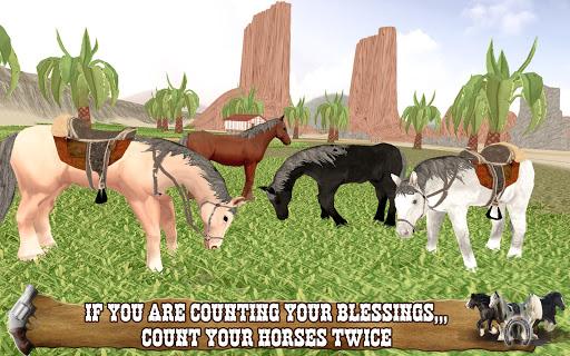Cowboy Horse Riding Simulation screenshots 4