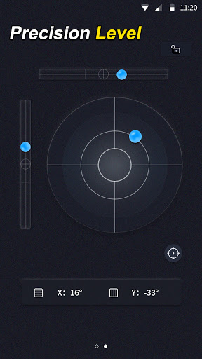 Portable GPS Compass & Bubble Level modavailable screenshots 7
