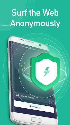 VPN Proxy Master - free unblock VPN & security VPN modavailable screenshots 4