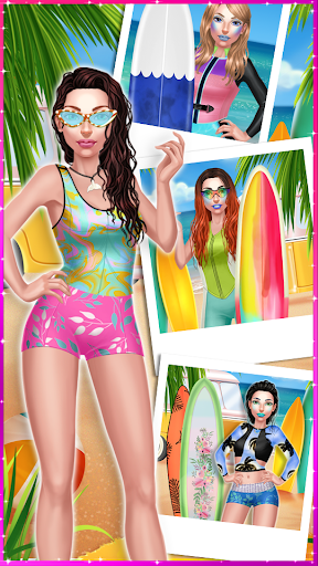Ellie Fashionista - Dress up World android2mod screenshots 7