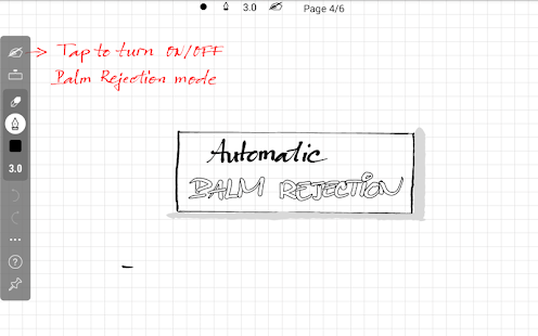 INKredible - Handwriting Note screenshots 7