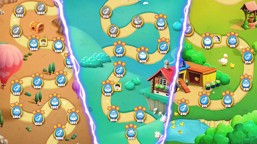 Bubble CoCo : Bubble Shooter modavailable screenshots 14